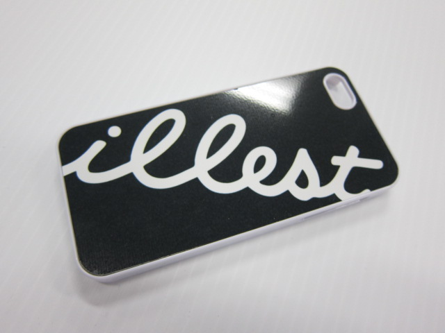 Illest white Iphone 5 Case