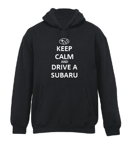 CHS002 KEEP CALM SUBARU