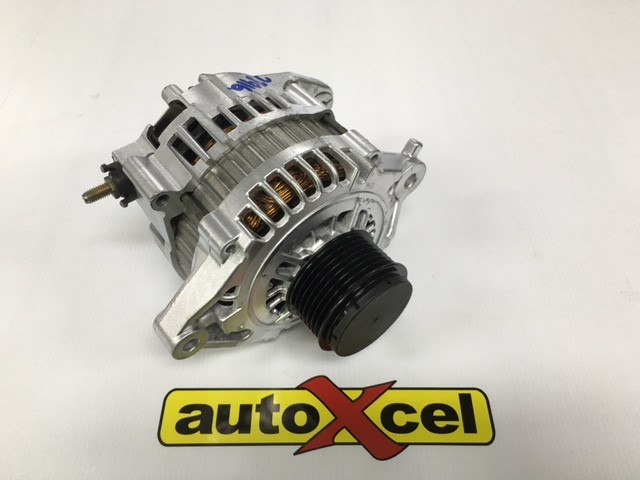 Nissan Patrol alternator