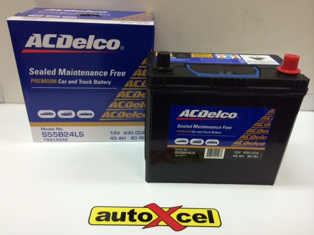 Honda, DC5, FD, FN2 Type R Battery