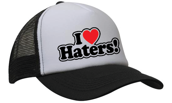 CH003 I Love Haters