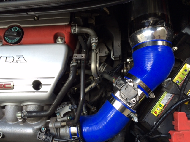Civic FN2R Cold Air Intake